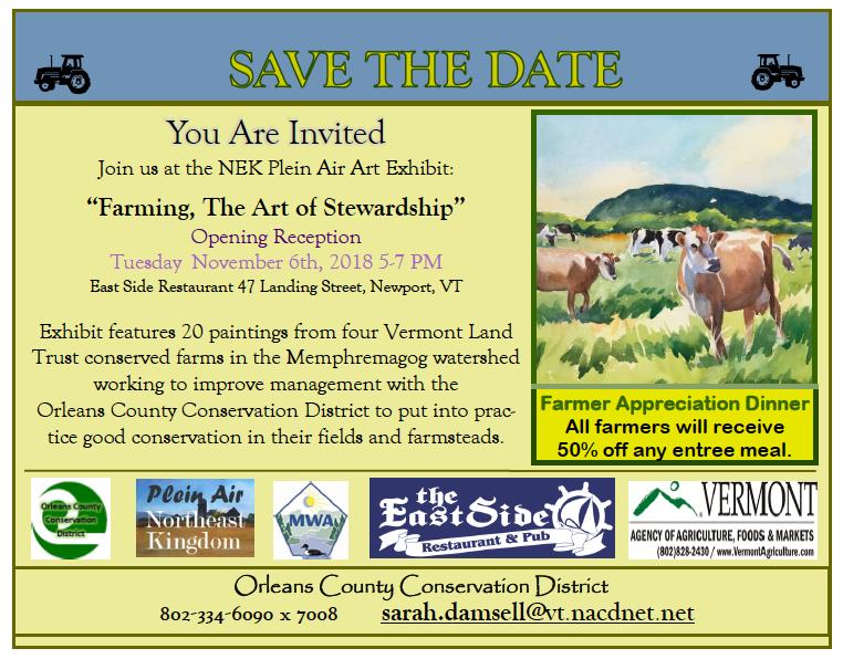 Farming, the Art of Stewardship
