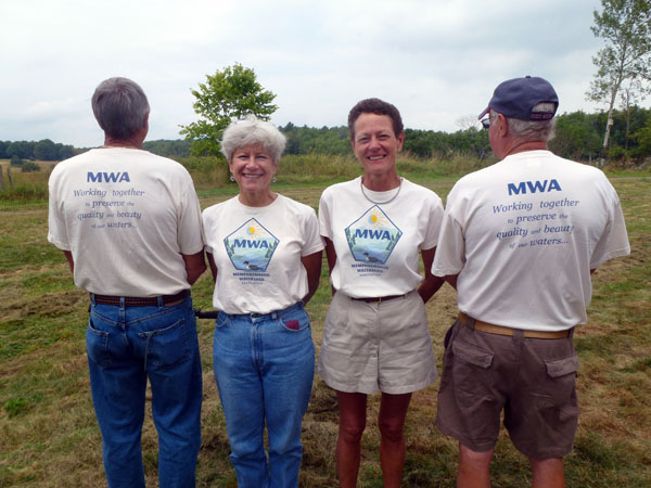 Support the MWA with the purchase of our T-shirts, only $20.