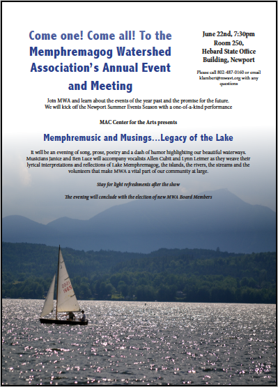 Join us for our June 22nd Annual Meeting!
